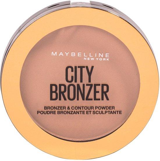 Maybelline Facestudio City Bronzer - 250 Medium Warm -  Bronzer en Contouring Poeder