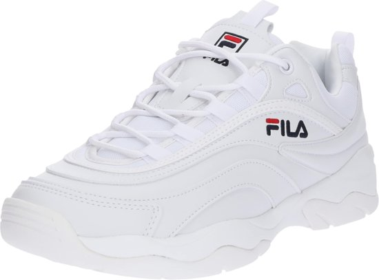 Fila Ray Low Sneakers Heren White Maat 46