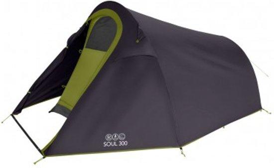 Vango Soul 300 - Lichtgewicht tent - 3-Persoons - zwart