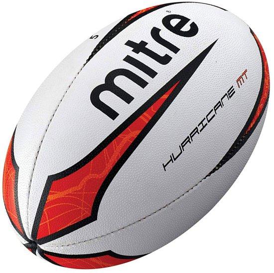 Mitre Rugbybal Hurricane - Maat 5