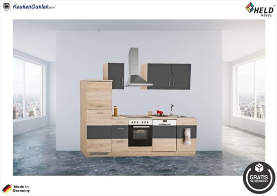 Keuken Wandkast 8 : Bol held keuken trier nieuw compleet mét apparatuur