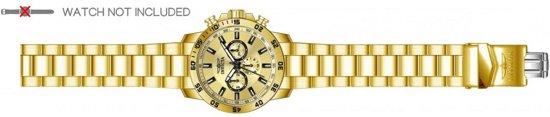 Horlogeband voor Invicta Specialty 21505