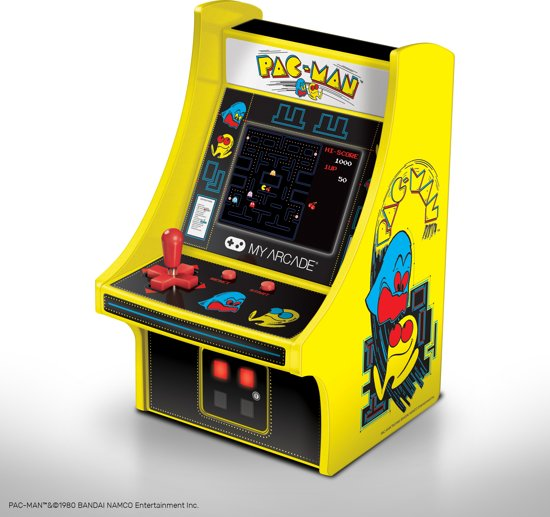 My Arcade Retro Mini Arcade Machine Pac-Man