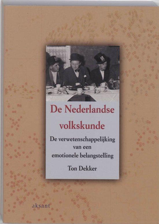 De Nederlandse Volkskunde