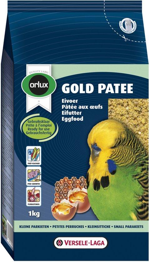 Orlux Gold Patee Kleine Parkiet - Vogelvoer