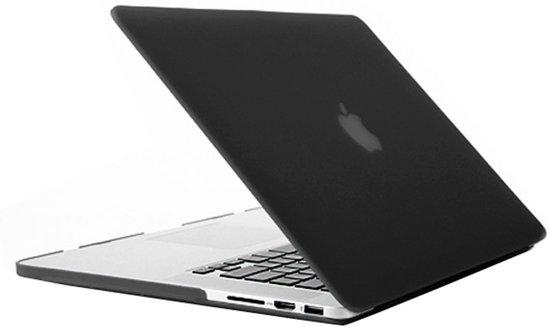 Enkay Frosted Hard Plastic beschermend hoesje voor Macbook Pro Retina 13.3 inch (zwart)