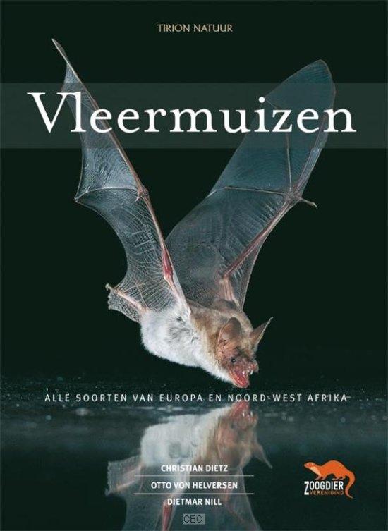 Cover van het boek 'Vleermuizen'