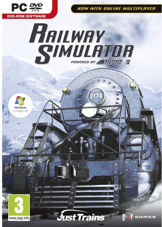 Railway Simulator (DVD-Rom) - Windows