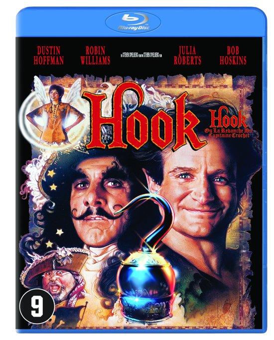DVD cover van Hook (Blu-ray)