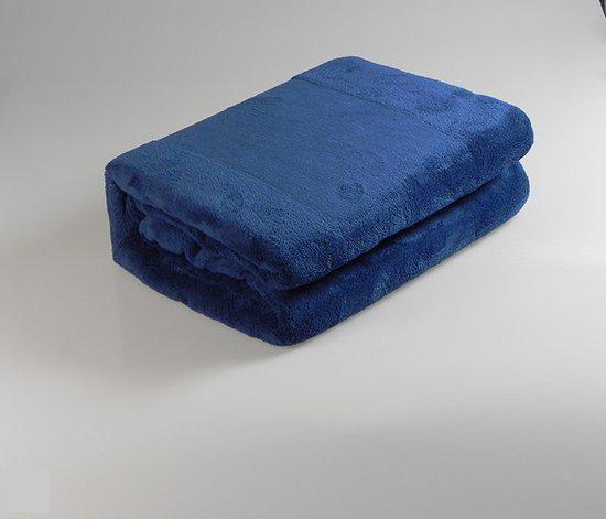 fleece deken wassen