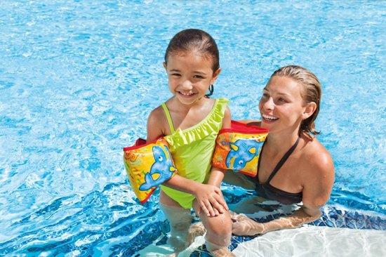 Zwemvleugels Intex 3-6 jaar