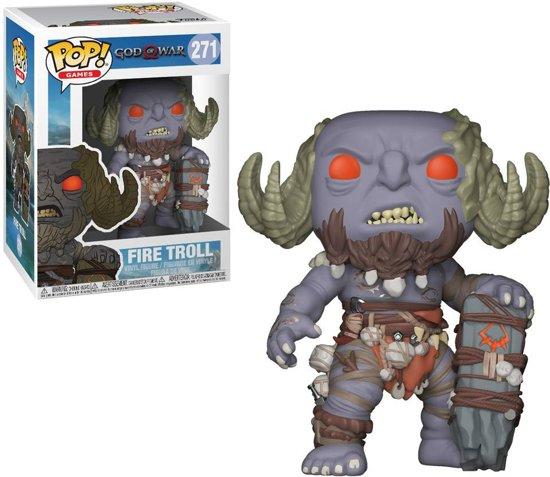 Funko Pop! God Of War Fire Troll - #271 Verzamelfiguur