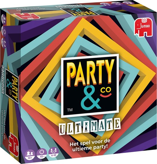 Party & Co Ultimate - NL