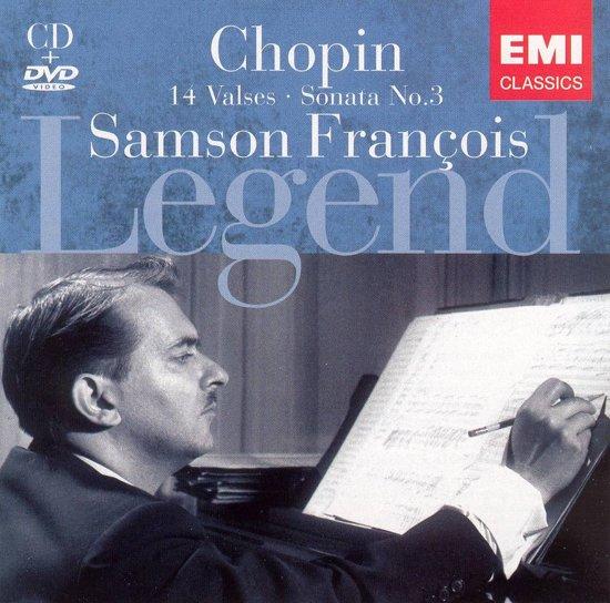 Legend: Samson Francois