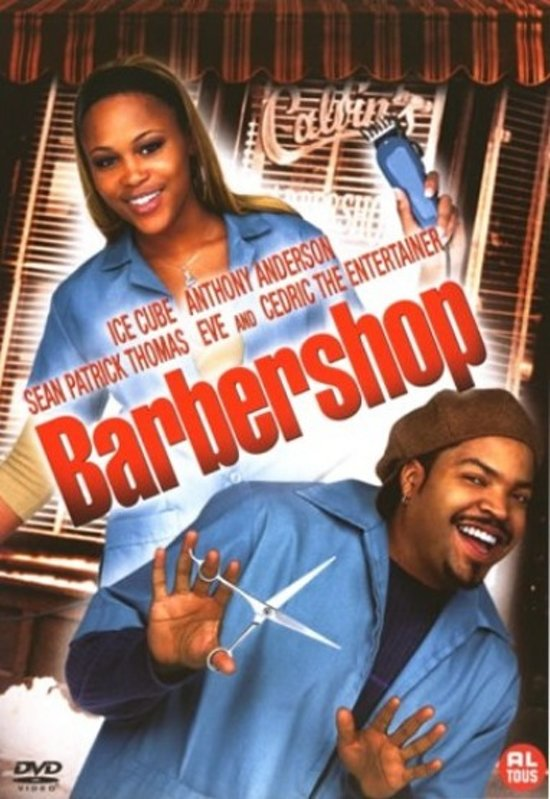Cover van de film 'Barbershop'