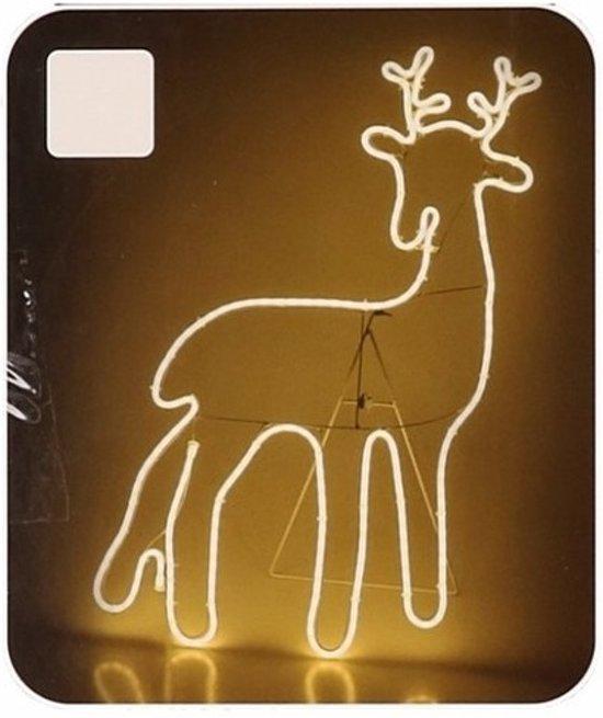 bol.com | Kerst slangverlichting LED rendier 240 lampjes type I