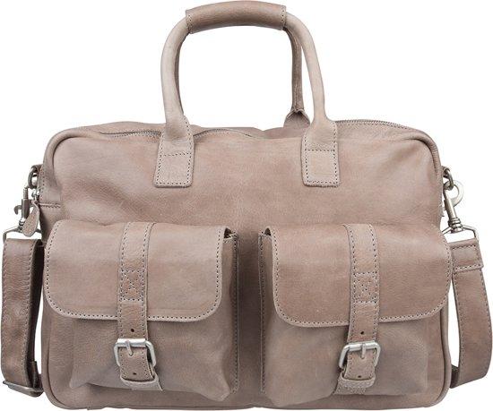 e00d85bbcb7dd Cowboysbag - Schoudertassen - Bag Davis - Elephant Grey
