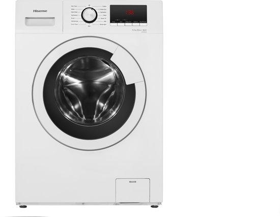 Hisense WFHV6012-Compacte Wasmachine-6 KG- A+++