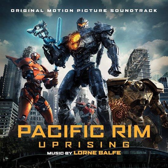 Pacific Rim Uprising (Ost)
