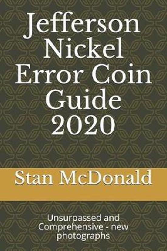 Jefferson Nickel Error Coin Guide 2020