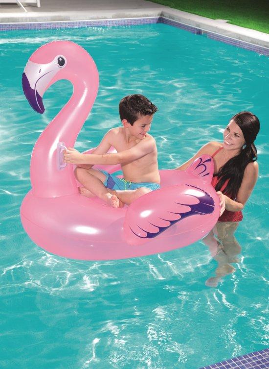 Opblaas flamingo  - Roze - Zwemband - Zwembad - Opblaas Band - Opblaas figuur - Kids - Kinder