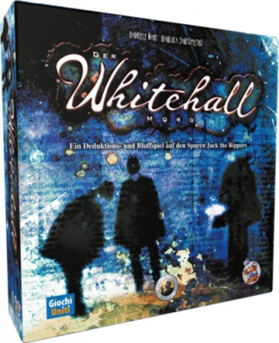Whitehall Mystery Bordspel