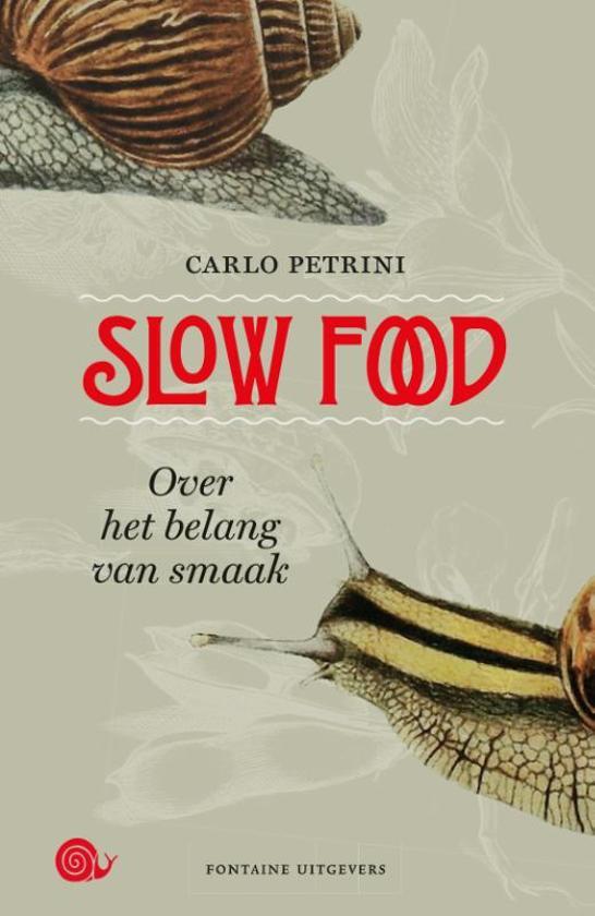 Slow food - over het belang van smaak