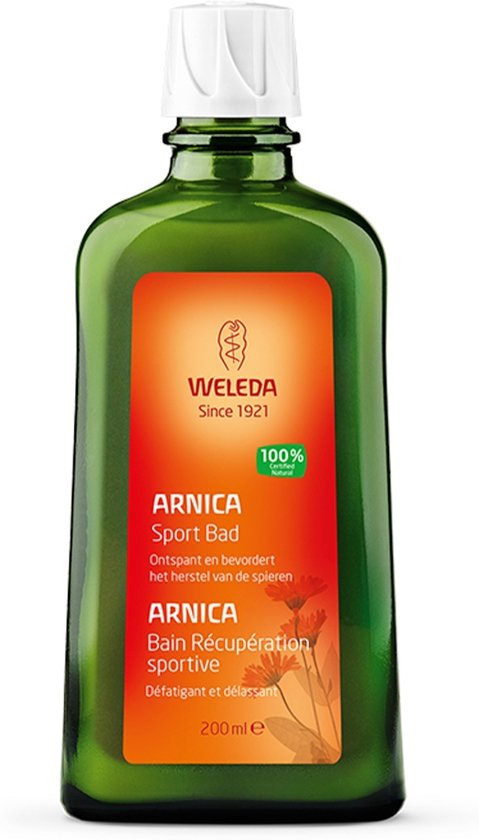 Weleda Arnica Sport Bad - 200 ml