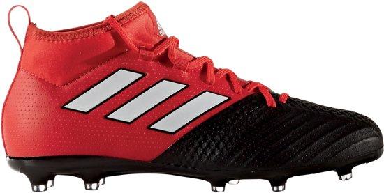 online retailer c1483 52b5b adidas adidas ACE 17.1 FG junior Sportschoenen - Maat 30 - Unisex -  roodzwart