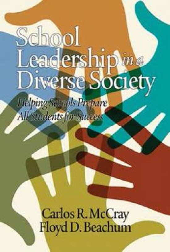 an examination of diversity of leadership in american society The society for human resource management (shrm) is the world's largest hr professional society, representing 285,000 members in more than 165 countries.