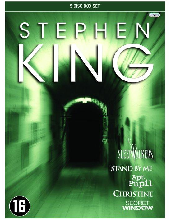 DVD cover van Stephen King Filmcollectie