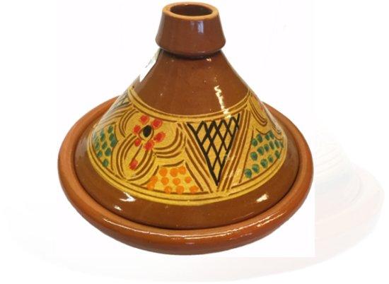 Marokkaanse tajine 2 persoons Ø 20 cm Marrakech