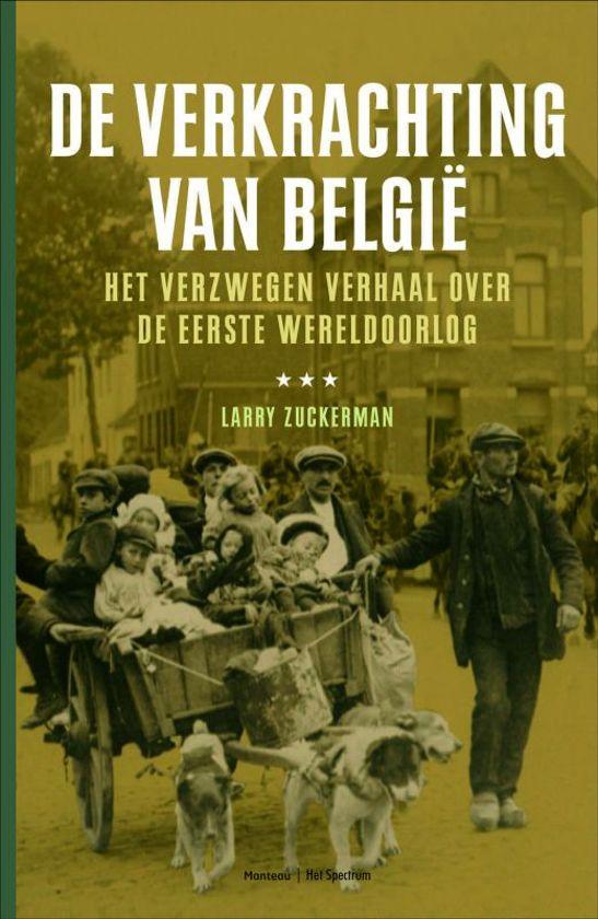 De Verkrachting Van Belgie