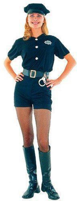 Carnavalskleding Politie Dames.Bol Com Sexy Politie Kostuum Dames Fun Feest Party Gadgets