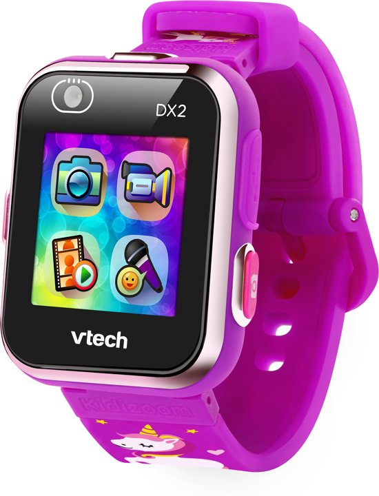 VTech Kidizoom SmartWatch DX2 Unicorn - Interactief Horloge