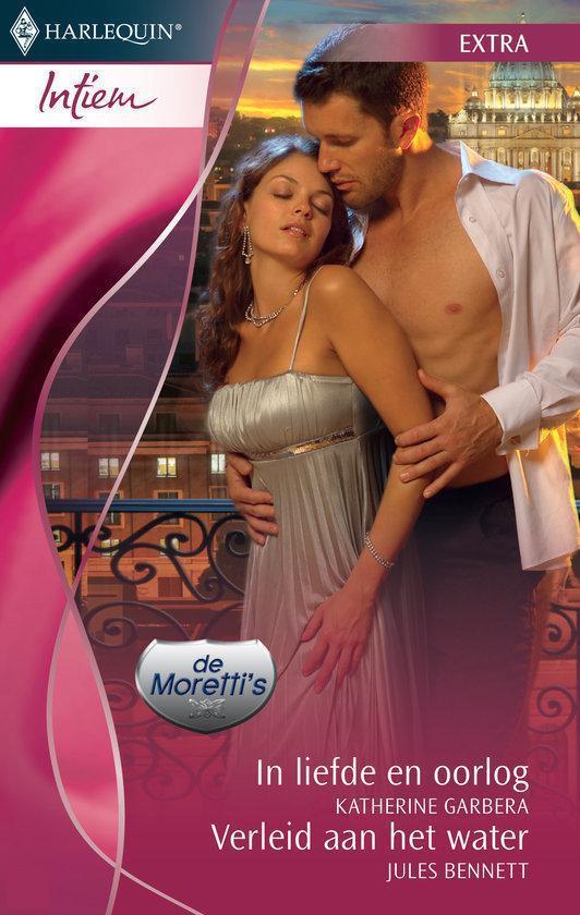 Cover van het boek 'Harlequin Intiem Extra 273 - In Liefde En Oorlog / Verleid aan het water' van Katherine Garbera