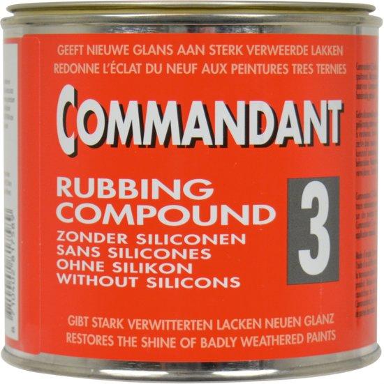 Commandant Onderhoud nr 3 Rubbering Compound