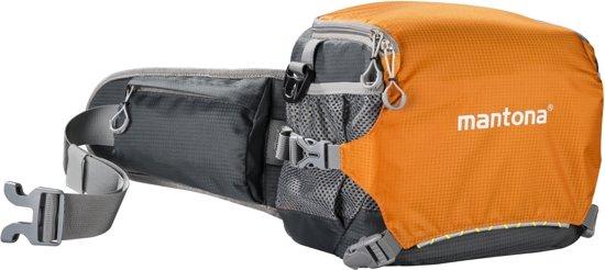 mantona ElementsPro 20 Outdoor cameratas oranje