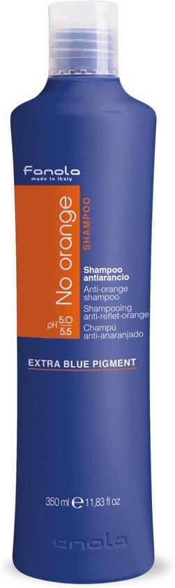 Fanola Shampooing Anti-Reflets Orange 350 ml - Lot de 2