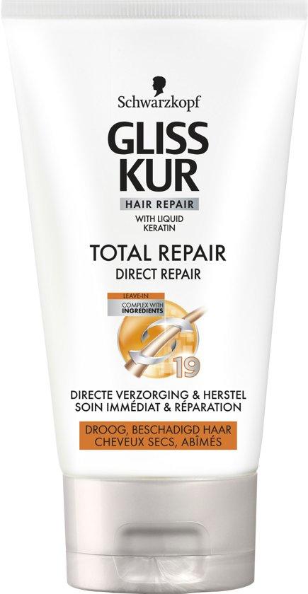 Gliss Kur Total Repair 19 Direct repair - 150 ml - Leave In Conditioner