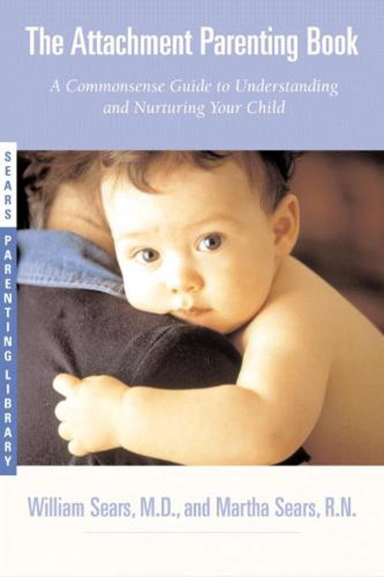 Afbeelding van The Attachment Parenting Book