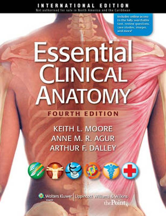 bol.com | Essential Clinical Anatomy, International Edition ...