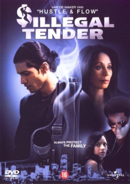 Cover van de film 'Illegal Tender'