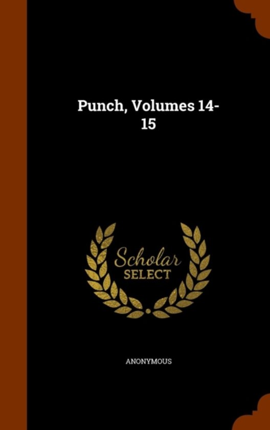 Punch, Volumes 14-15