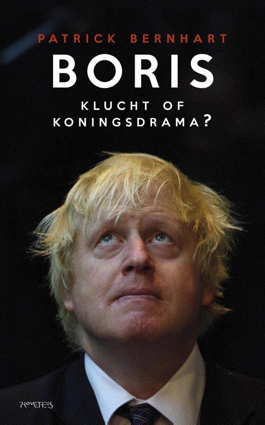 Boek cover Boris van Patrick Bernhart (Onbekend)