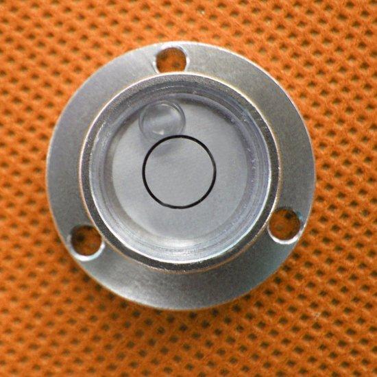 Waterpas In Zilveren Metalen Behuizing