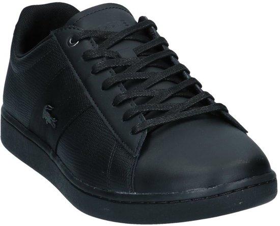 41 Heren Carnaby Maat Sneakers Lacoste EvoZwart m0ONn8vyw