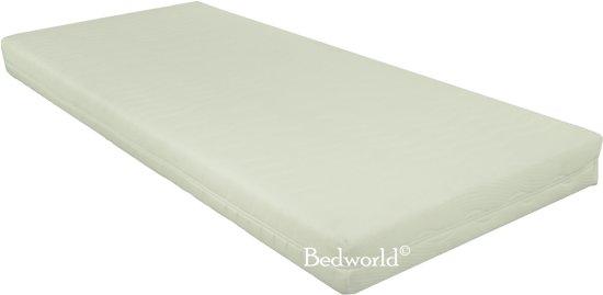 Bedworld - Matras - Koudschuim - 90x200x16