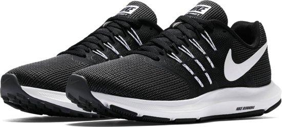 newest collection 8be66 286d4 Nike Run Swift Hardloopschoenen Dames - BlackWhite-Dk Grey