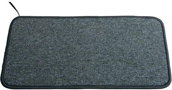 Verwarmde voetenmat - met dimmer - (50 x 70)